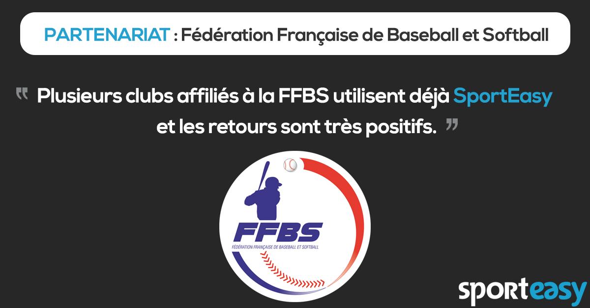 Partenariat FFBS & SportEasy